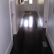 Black Semi-gloss stain Melbourne