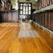 Floor Board Restoration Melbourne