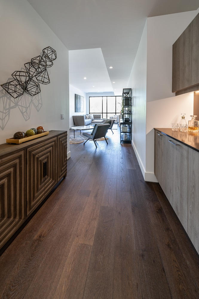 Caring for wood floor boards